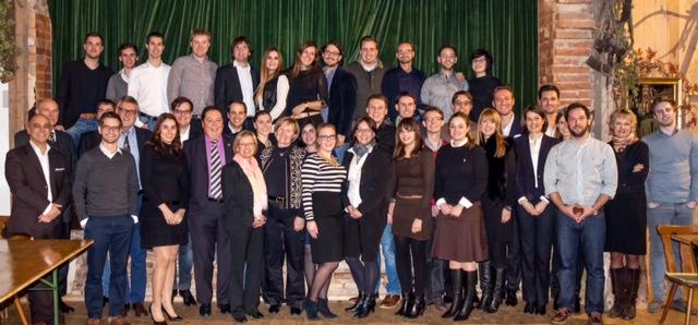2013-Weihnachtsfeier Gruppe